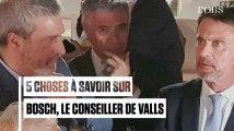5 choses à savoir sur Josep Ramon Bosch, le sulfureux conseiller de Manuel Valls à Barcelone