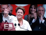 Dilma Rousseff es reelecta presidenta de Brasil/ Global