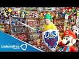 Londres preparar feria de los mejores juguetes para navidad