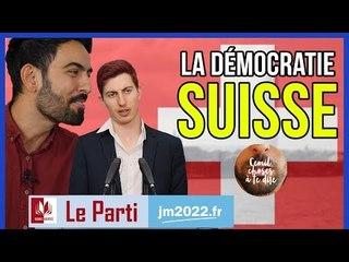 La SUISSE plus DÉMOCRATIQUE que la FRANCE ? feat Cemil Choses à Te Dire