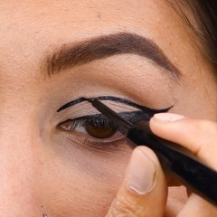 Eyeliner So Sharp it Hurts - Just Wait for the Last One