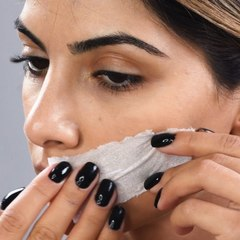 Scare Your Friends This Halloween with This Clever, Simple Makeup Look
