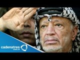 Revelan que Yaser Arafat fue envenenado / They reveal that Yasser Arafat was poisoned