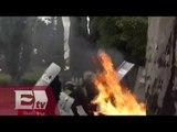 Segob condena actos vandálicos / Excélsior en la media