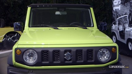 Suzuki Jimny Resource | Learn About, Share and Discuss