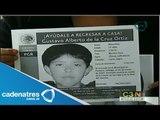 Madre no pierde la esperanza de encontrar a su hijo secuestrado / Contacto 28