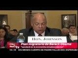 Plan migratorio de Barack Obama ayudará en la economía estadounidense / Excélsior Informa