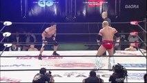 Masato Yoshino (c) vs. Takashi Yoshida Open The Dream Gate Title Match Dragon Gate The Gate Of Origin 2018
