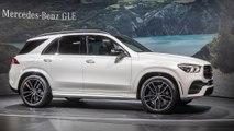 2018 Paris: Weltpremiere des neuen Mercedes-Benz GLE