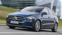 2018 Paris: Weltpremiere des Kompaktvan Mercedes-Benz B-Klasse