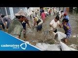 Detalles de la difícil situación en Tabasco / Tabasco en Alerta