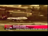 Avión de Virgin Atlantic aterrizó de emergencia en Reino Unido / Titulares