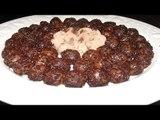 Prepara deliciosas bolitas de cacao /Bolitas de cacao (trufas)
