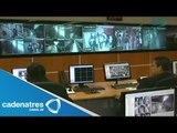Cámaras de seguridad, equipo de rayos x y detectores de metal, medidas de seguridad en el Metro