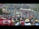 Normalistas realizan bloqueos en Chilpancingo, Guerrero / Martín Espinosa