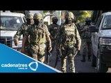 Cae jefe de sicarios del Cartel de Sinaloa / Capturan a jefe de sicarios del Mayo Zambada