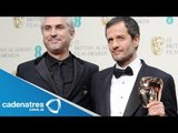 Gravity gana 6 premios Bafta en Londres / Gravity Wins Bafta awards in London