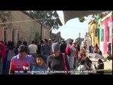 Desidentes realizan bloqueos de oficinas federales en Oaxaca / Excélsior Informa