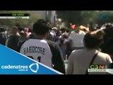 Partido del Trabajo hace manifestación musical en contra de la Reforma Energética