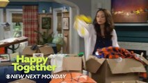 Happy Together Episode 2 | Happy Together Season 1 Episode 02 Scrubbing (HD)