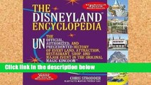 Review  The Disneyland Encyclopedia: The Unofficial, Unauthorized, and Unprecedented History of