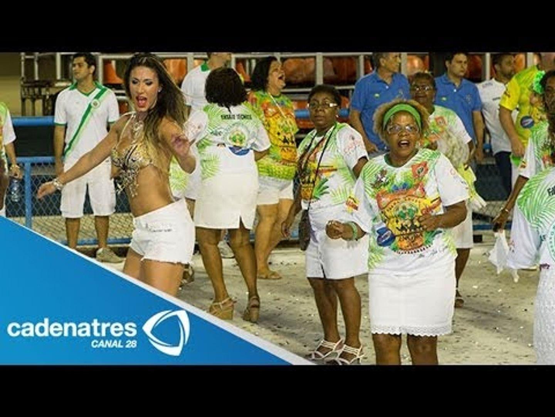 Inicia carnaval en Brasil tras la entrega de la llaves de la ciudad al Rey Momo