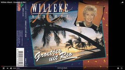 Willeke Alberti - Groetjes uit Rio (Swiftness 01.25 Version) Video Version