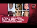 Seis periodistas asesinados en lo que va del 2018