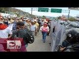 CETEG marcha y afecta al Tianguis Turístico en Gerrero / Todo México