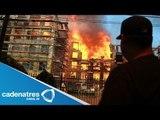 Incendio consume complejo de departamentos en Houston, Texas; no hay víctimas