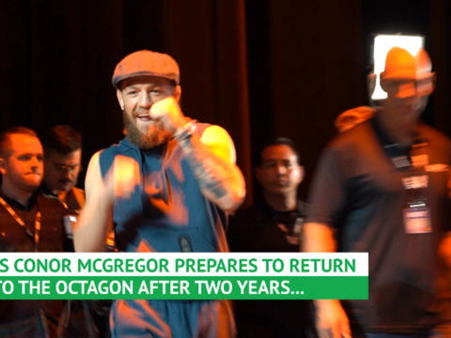 McGregor aiming to send Khabib 'back home to the mountains' at UFC 229