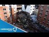 Entrega cuerpos de mexicanas que murieron en explosión de NY