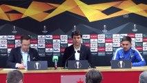 Akhisarspor-Standard Liege maçının ardından - Cihat Arslan - LİEGE