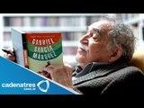 Gabriel García Márquez recibirá homenaje en el Palacio de Bellas Artes