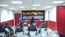 Akhisarspor-Standard Liege Maçının Ardından - Cihat Arslan