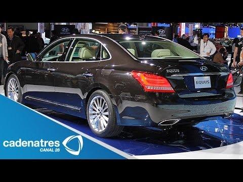 INCREÍBLES diseños de autos en el Auto Show 2014 / Designs cars at the Auto Show 2014
