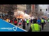 Mañana se cumple un año de los atentados en Boston