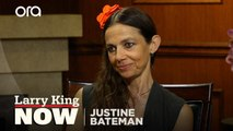 """""""Hijacking reality"""": Justine Bateman discusses why fame is an imposed construct"""
