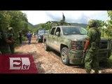 Suman diez cuerpos hallados en fosas clandestinas en Acapulco / Titulares de la tarde