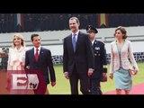 Peña Nieto da bienvenida oficial a los reyes de España / Titulares de la tarde