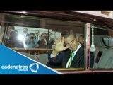 El presidente Enrique Peña Nieto termina gira por Europa / Enrique Peña Nieto ends European tour