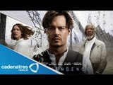 Johnny Depp muestra capacidad actoral en Trascender /Johnny Depp returns to cinema with Transcend