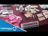 Crimen organizado de México vende medicamentos ilegales por internet