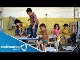 Zacatecas el estado con más niños migrantes / Niños migrantes