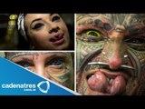 El arte del tatuaje en Río de Janeiro, Brasil / The art of tattooing in Rio de Janeiro