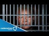 Andrés Granier cumple un año en prisión / Andrés Granier is a year in prison