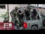 Mueren cinco delincuentes y un militar en un enfrentamiento en Nuevo Laredo/ Excélsior en la media