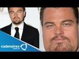 Leonardo DiCaprio y sus kilos de más / Leonardo DiCaprio and more kilos
