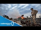 ¿Quién derribó el avión de Malaysia Airlines? / Who shot down the plane of Malaysia Airlines?
