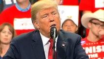 "Trump blasts Democrats for ""rage-fueled resistance"" to Kavanaugh nomination"